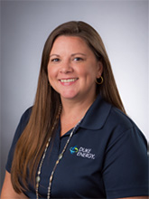 Photo of Christa B, Duke Energy Customer Service Representative