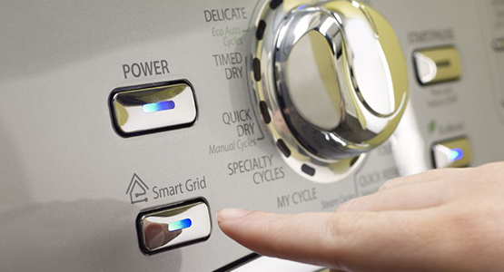 Smart Appliances Dryer