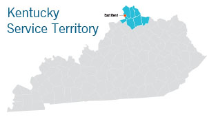 in copy ky service territory map sm