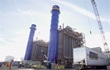 View of Citrus combined-cycle natural gas plant