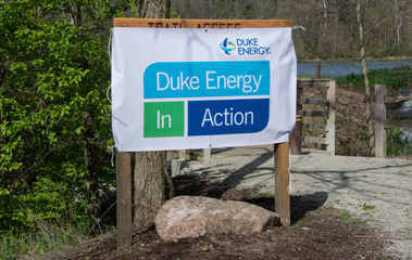 Duke Energy In Action banner