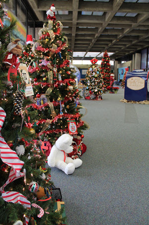 Festival of trees at the World of Energy